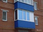 Монтаж синей пленки на окна