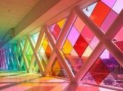 Пленки разных цветов установка