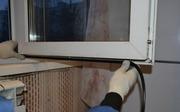 Замена Резинок на Окнах: устранение сквозняков. Москитные сетки